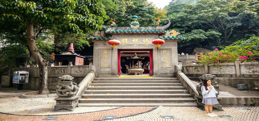 A-Ma Temple Macau Tour Packages