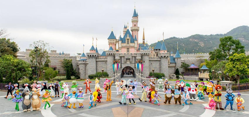 Disneyland Tour Packages