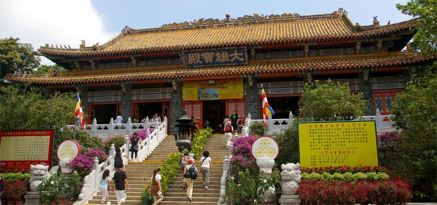 Po Lin Monastery Tour Packages